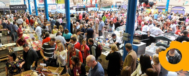 My review of the 2010 Abergavenny Food Festival for Buzz Magazine: